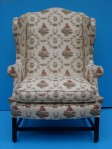 Wing Chair Reupholster