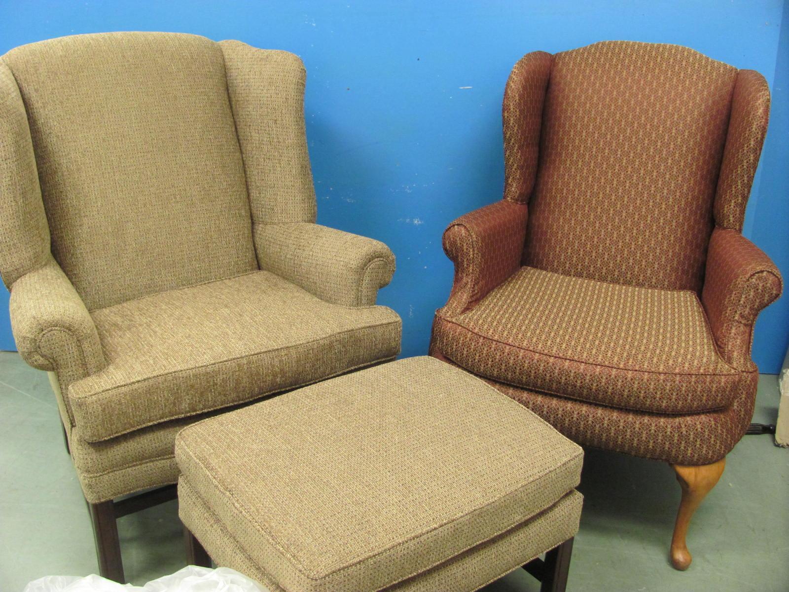 Rocking Cottage Chair