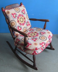 Rocking Cottage Chair