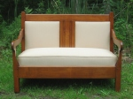 Gustav Stickley Settee